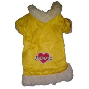 """Куртка """"LOVE"""" для собак или кошек"""