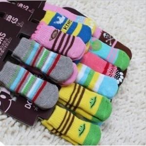 Носки для собак мелких пород