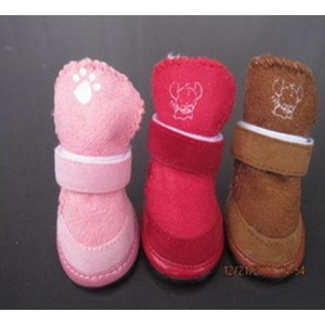 """Зимние ботинки """"Угги"""" для собак"""