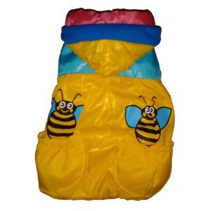 """Куртка """"Пчелка""""  для собаки или  кошки"""