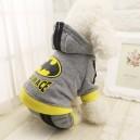 """Спортивный костюм """"Бэтмен""""  для собак"""